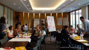 Organisation d'un atelier collaboratif à l'USH