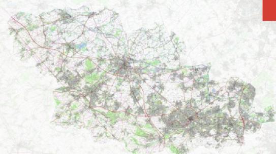 Étude pour l'Agence d'urbanisme de l'Artois sur les usages et pratiques du territoire