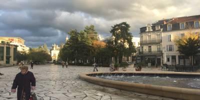 Étude pour le réaménagement de la place Charles de Gaulle à Vichy