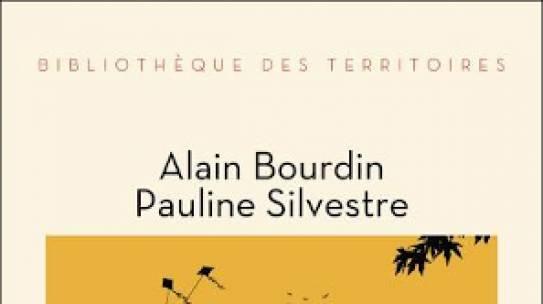 Publication de l'ouvrage de Pauline Silvestre et d'Alain Bourdin